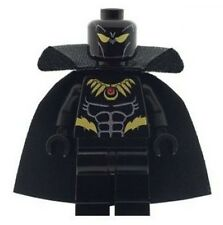 Custom Minifigure Black Panther Superhero Ironman Printed on LEGO Parts