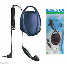 Original NOKIA mono rétractable casque pour tous 2.5mm pin applications poste 24Hr