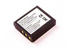Batterie pour MEDION TRAVELLER DC8300 / DC8600 / MINOX DC-8111 / SANYO VPC-E1000