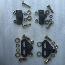HUMVEE M998 HMMWV X-DOOR STRIKER SET INCLUDES MOUNTING HARDWARE