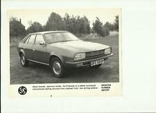 "LEYLAND CARS PRINCESS 'P' REGISTERD  PRESS  PHOTO "" Brochure connected """