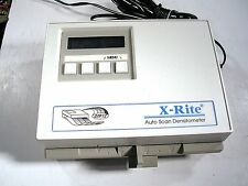 X-RITE DTP-12 Color Reflection Densitometer USED