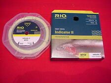 Rio Fly Line Indicator II WF4F Line GREAT NEW