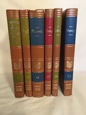 Britannica GREAT BOOKS OF THE WESTERN WORLD 1952, Volumes Are Sold Individually