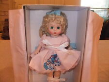 """Madame Alexander 8""""Doll  Carousel Melody Doll, Hors and Doll included New & MIB"""