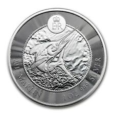 ILES CAIMANS 1 Dollar Argent 1 Once le Marlin 2017 - 1 Oz silver coin