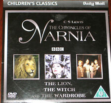 The Chronicles Of Narnia - The Lion, The Witch And The Wardrobe (DVD).