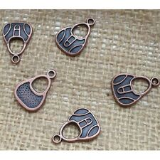 Red Copper ~ 20 Handbag Charms