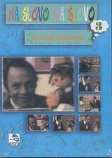 NA SLOVO NA SLOVO 3 Vlaja Azdaja DVD Decja serija Lutke Dusko Radovic Srbija Hit