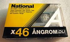 NATIONAL ANGROM X46 JAPAN NEW TAPE № 55
