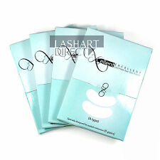 Excellent 20 Eye Pads Classic Lint Free Under Eye Gel Patch Eyelash Extension A