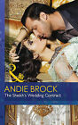 The Sheikh's Wedding Contract (Mills & Boon Modern) Brock, Andie Very Good Book