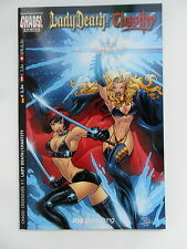 1x Comic Chaos! Chrossover #7: Lady Death / Chastity Zustand 1