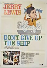 """""""Don't Give Up the Ship"""" 16mm Feature Jerry Lewis + Dina Merrill  B&W 1959"""