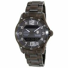 Victorinox Swiss Army Chrono Classic XLS MT Digital Men's Watch 241300 New Orig