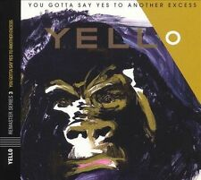 You Gotta Say Yes to Another Excess [Bonus Tracks] by Yello (CD, Oct-2005,...