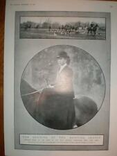 Photo The Princess Royal Mary West Acre Abbey UK 1912