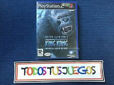 Peter Jackson's King Kong Play Station 2 Playstation Pal ESP PRECINTADO
