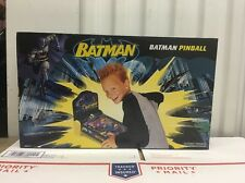 Batman TableTop Funrise  Electronic Pinball Game  Excellent Deal NEW IN BOX