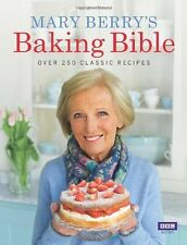 Mary Berry's Baking Bible by Mary Berry (2009 hardback) Brand new & unread!