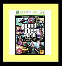 Grand Theft Auto: Episodes from Liberty City Microsoft Xbox 360 BRAND NEW