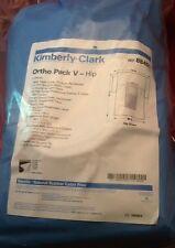 CASE OF 3 KIMBERLY CLARK ORTHO PACK V-HIP REF 88451