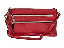 $69 New Stella & Max Be Mine Crossbody Red Wristlet Wallet Shoulder Bag Small