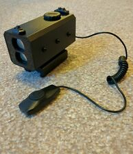 Scope mountable hunting laser range finder for night vision, new out mk3 version