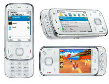 Nokia n86 8gb White (sin bloqueo SIM), Smartphone 3g 8mp Zeiss WLAN GPS original Top