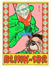 Blink 182 Concert Band POSTER PHOTO ART Alternative Rock Music PICTURE 9