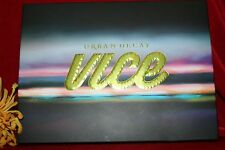URBAN DECAY VICE 3 EYESHADOW EYE SHADOW PALETTE VICE3 20 SHADES IN BOX AUTHENTIC