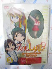 Otogi Story Tenshi no Shippo Angel Tales DVD 03 Special LTD Edition With Figure