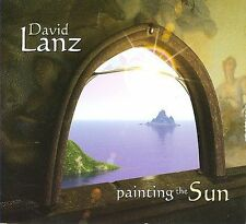 Painting the Sun 2008 by LANZ,DAVID EXLIBRARY