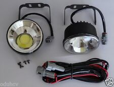 NEW ROUND 4W LED DRL SPOT DAY LIGHTS 70mm FOR VW GOLF POLO BORA JETTA