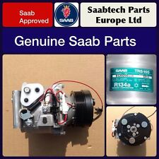 GENUINE SAAB 9-3 1998 - 2003 AC COMPRESSOR - BRAND NEW - 4635892