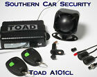 Toad Alarm A101cl car & van Alarm Toad Car Alarm a101