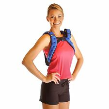 12 LB Women Weighted Workout Vests Trainer Weight Training Vest Exercise Fitness