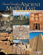 Seven Wonders of Ancient Middle East (Seven Wonders),Michael Woods, Mary Woods,N