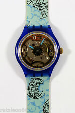 SWATCH original Swiss made AUTOMATIC SAN101 watch.  New old stock