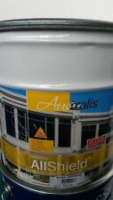 Paint Exterior low sheen white  15 ltrs     ( 15 y guarantee  FREE roller kit )