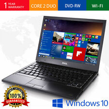 Latitude E4310 Intel Core i5 500GB 4GB Windows 10 Fast Dell Laptop WIFI