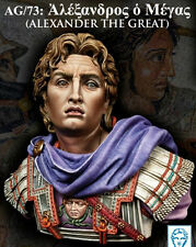 Alexander the Great | 1:10  Resin Bust | Unpainted 114