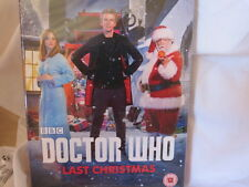 Doctor Who - Last Xmas [DVD]: Peter Capaldi; Jenna Coleman NEW/SEALED Christmas