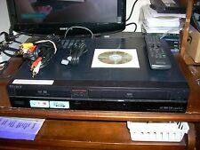 Sony RDR-VX555 DVD/VCR Combo Recorder Complete HDMI
