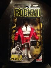 Rocky Jakks Figure Apollo Creed Near MOC