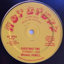 "Hot Stuff - Michael Powell / Scoobey Doo - Christmas Time / Dub - 12"" 45T NM MP3"