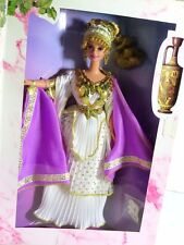 NIB BARBIE DOLL 1996 THE GREAT ERAS COLLECTION GRECIAN GODDESS