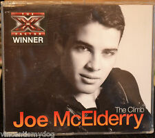 JOE McELDERRY - THE CLIMB  (3 track CD single)