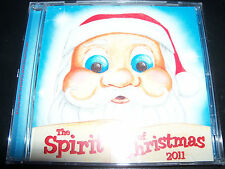 The Spirit Of Christmas 2011 CD Ft Wiggles Anthony Warlow The McClymonts & More