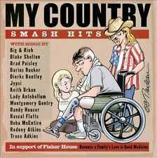 FREE US SH (int'l sh=$0-$3) NEW CD Reba McEntire, Lady Antebellum, : My Country
